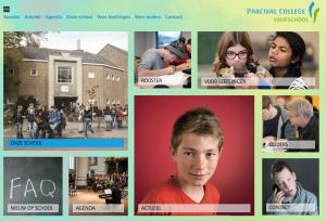 WebFactor Portfolio: Parcival College