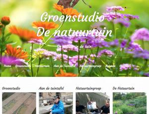 WebFactor Portfolio: De Natuurtuin